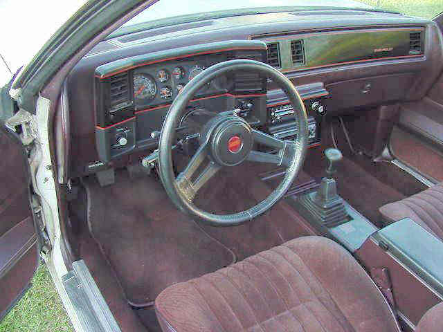 87 Monte Carlo Custom Interior Bing Images