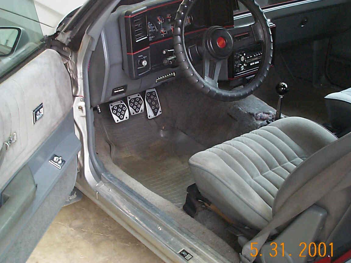 1988 Monte Carlo Ss 305 Richmond 6